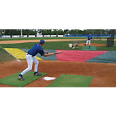 Diamond Minor League Bunt Zone Trainer (20'x24'x64')
