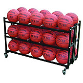 Diamond Sports Double MONSTER Basketball Cart