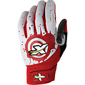 XProtex Adult Mashr Tacky Football Receiver Gloves