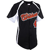 Teamwork Youth Clutch Full Button Baseball Jersey