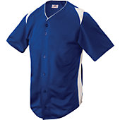 Teamwork Youth Machete Full Button Baseball Jersey