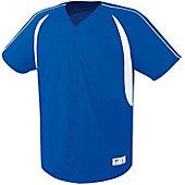 High 5 Adult Impact Full-Button Baseball Jersey