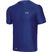Under Armour Men's Royal Fitted Short Sleeve Shirt