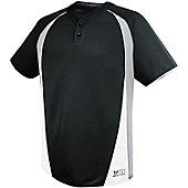 High 5 Adult Ace Two-Button Baseball Jersey