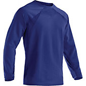 Under Armour Men's Dugout MicroFleece Royal Pullover