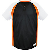 High 5 Adult Gravity Two-Button Baseball Jersey