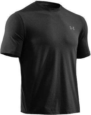 Under Armour Men's Charged Cotton T-Shirt 1217194BLKXL