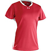 Under Armour Women's Clutch Short Sleeve Jersey