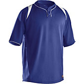 Under Armour Men's Tunnel 2-Button Baseball Jersey