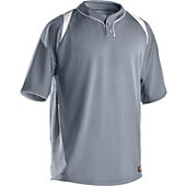 Under Armour Youth Tunnel 2-Button Baseball Jersey