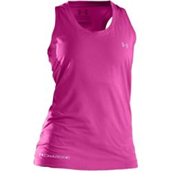 Under Armour Women's Charged Cotton Scoop Tank Top