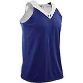 Under Armour Men's Dominate Reversible Basketball Jersey