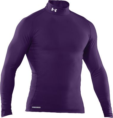 Under Armour Men's Evo Coldgear Compression Long Sleeve Shirt