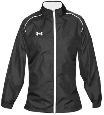 Under Armour Women's Advance Woven Warm Up Jacket