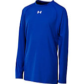 Under Armour Youth Long Sleeve Team T-Shirt