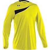 Under Armour Men's Horizontal Long Sleeve Goalkeeper Jersey