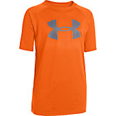 Under Armour Youth Tech Big Logo Shirt