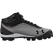 Under Armour Men's Leadoff IV Mid Molded Cleats