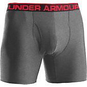 Under Armour Men's Original 6' BoxerJock Compression Shorts