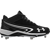 Under Armour Men's Ignite III Mid Metal Baseball Cleats