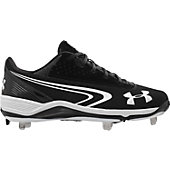 Under Armour Men's Ignite III Low Metal Baseball Cleats