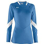 Under Armour Women's Dig Cap Long Sleeve Volleyball Jersey