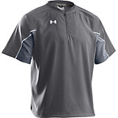 Under Armour Men's Contender Short Sleeve Cage Jacket