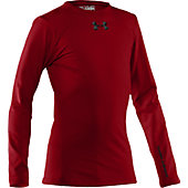 Under Armour Youth Coldgear EVO Fitted Baselayer Top
