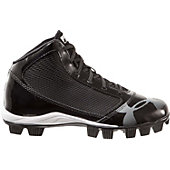 Under Armour Youth Yard Mid Rubber Baseball Cleats