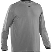 UA LONG SLEEVE YOUTH LOCKER TEE 13U