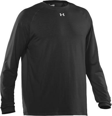 Under Armour Youth Locker Long Sleeve Performance Shirt