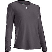 Under Armour Women's Locker Longsleeve T-Shirt