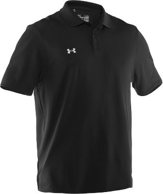 Under Armour Men's Performance Polo 1233723BLKL