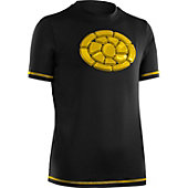 Under Armour Youth Brushback Short Sleeve Shirt