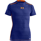 Under Armour Youth Sonic Fitted Short Sleeve Shirt