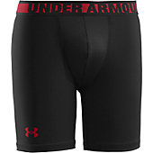 "Under Armour Youth Heatgear Sonic 4"" Compression Shorts"