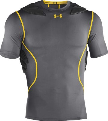 Under Armour Men's Gameday 5-Pad Performance Shirt