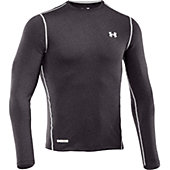 Under Armour Men's HeatGear Sonic Fitted Long Sleeve Shirt