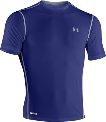 Under Armour Men's Heatgear Sonic Fitted Compression Shirt