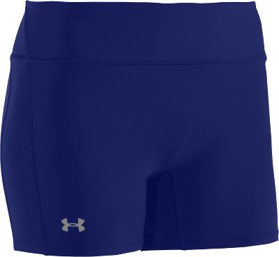 Under Armour Women's Authentic Mid Compression Shorts