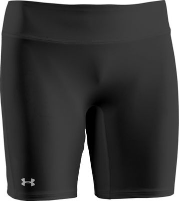 Under Armour Women's  Authority Long Compression Shorts