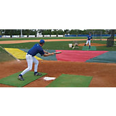 Athletic Connection Major League Bunt Zone Infield Protector/Trainer 15X14X48