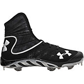 Under Armour Men's Spine Highlight ST Metal Baseball Cleats