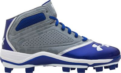 Under Armour Men's Heater Mid Molded Cleats