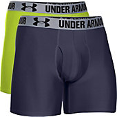 "Under Armour Men's Original 6"" BoxerJock (2 Pack)"