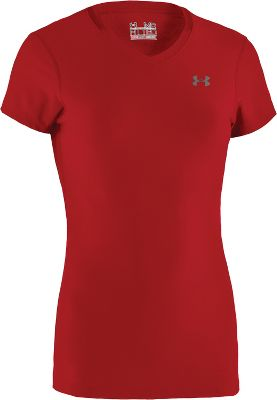 Under Armour Authentic Women's Short Sleeve Shirt 1238682SCAXS