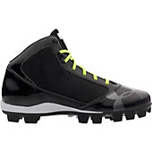 Under Armour Men's Yard Mid Rubber Baseball Cleats