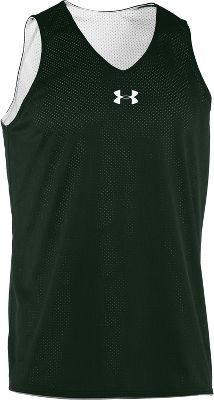 Under Armour Double Double Reversible Basketball Jersey