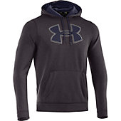 Under Armour Mens Fleece Storm Core Big Logo Hoodie