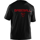 Under Armour Youth Baseball Spine Shirt